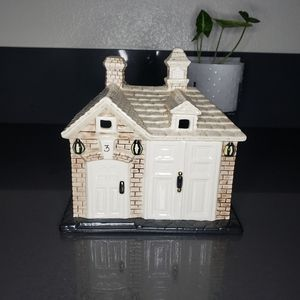 Vintage byron molds 1983 tea light house